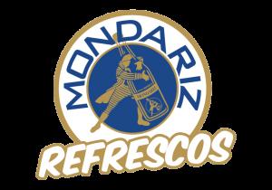 Logotipo de Mondariz Refrescos
